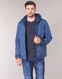 Oblečenie Muži Bundy  80DB Original STAN Modrá