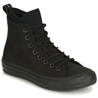 Topánky Muži Členkové tenisky Converse CHUCK TAYLOR ALL STAR WP BOOT LEATHER HI Čierna