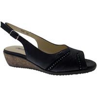 Topánky Ženy Sandále Melluso MET425bl blu