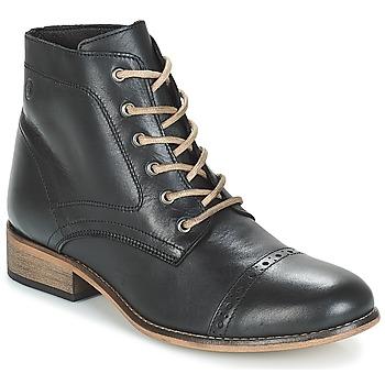 Topánky Ženy Polokozačky Betty London FOLIANE Čierna