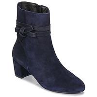 Topánky Ženy Čižmičky Betty London JISABU Námornícka modrá
