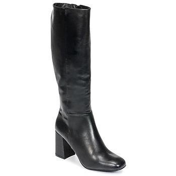 Topánky Ženy Čižmy do mesta Betty London JOLAJU Čierna