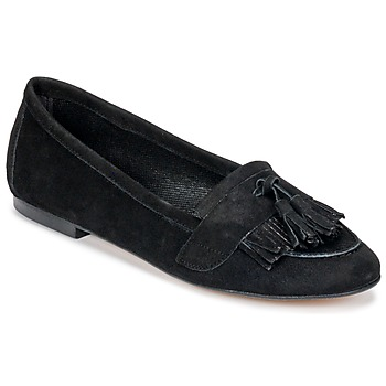 Topánky Ženy Mokasíny Betty London JAPUTO Čierna