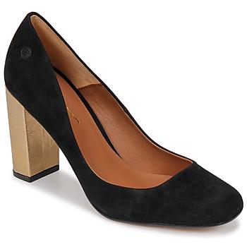 Topánky Ženy Lodičky Betty London JIFOLU Čierna / Zlatá