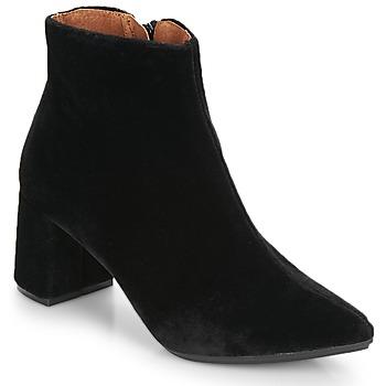Topánky Ženy Čižmičky Betty London JILOUTE Čierna