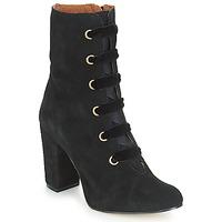 Topánky Ženy Čižmičky Betty London JIFULA Čierna
