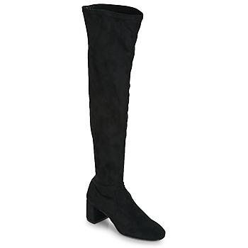 Topánky Ženy Cizmy Nad Kolenà Betty London JOUBITU Čierna