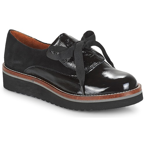 Topánky Ženy Derbie Betty London JOUTAIME Čierna