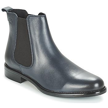Topánky Ženy Polokozačky Betty London NORA Námornícka modrá