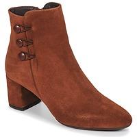 Topánky Ženy Čižmičky Betty London JOYE Ťavia hnedá