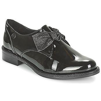 Topánky Ženy Derbie Betty London JOHEIN Čierna