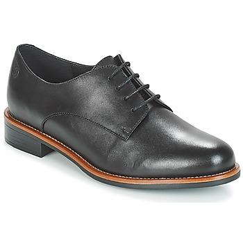 Topánky Ženy Derbie Betty London JANA Čierna