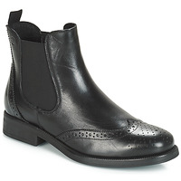 Topánky Ženy Polokozačky Betty London Josta Čierna
