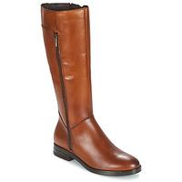 Topánky Ženy Čižmy do mesta Betty London JANKA Hnedá