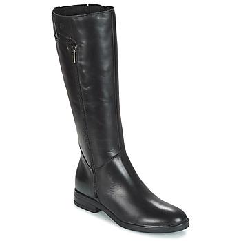 Topánky Ženy Čižmy do mesta Betty London JANKA Čierna
