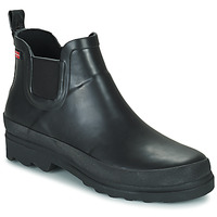Topánky Ženy Čižmy do dažďa Sanita FELICIA Čierna