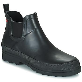 Topánky Ženy Gumaky Sanita FELICIA Čierna