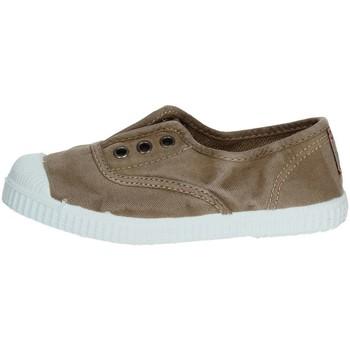 Topánky Deti Nízke tenisky Cienta 70777 Brown Taupe