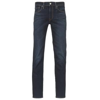 Oblečenie Muži Džínsy Slim Levi's 511 SLIM FIT Tmavomodrá