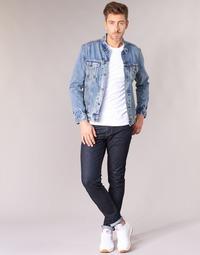 Oblečenie Muži Džínsy Slim Levi's 512 SLIM TAPER FIT Rock / Cod