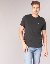 Oblečenie Muži Tričká s krátkym rukávom Levi's SS ORIGINAL HM TEE Čierna