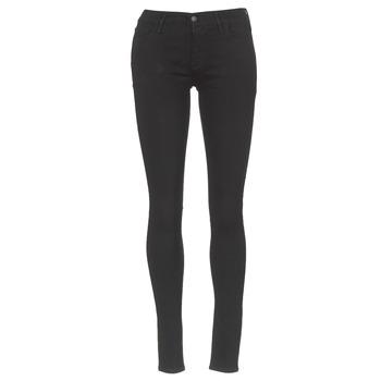 Oblečenie Ženy Džínsy Skinny Levi's INNOVATION SUPER SKINNY Čierna / Galaxy