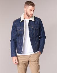 Oblečenie Muži Džínsové bundy Levi's TYPE 3 SHERPA TRUCKER Trucker