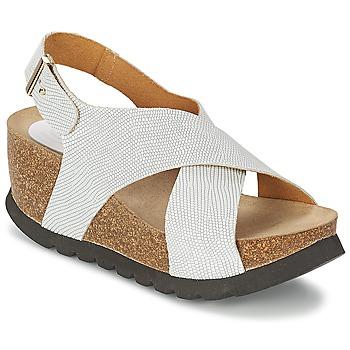 Topánky Ženy Sandále Ganadora SARA Biela