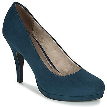 Topánky Ženy Lodičky Tamaris VALUI Námornícka modrá