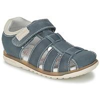 Topánky Deti Sandále Garvalin SANDALIAS BOY Modrá