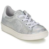 Topánky Dievčatá Nízke tenisky Acebo's GAILA Strieborná