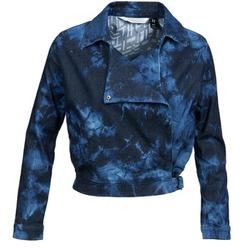 Oblečenie Ženy Bundy  Nikita BAY Modrá