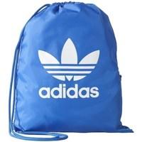 Tašky Tašky adidas Originals Gymsack Trefoil Modrá