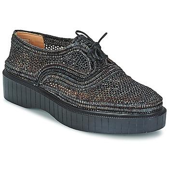 Topánky Ženy Derbie Robert Clergerie POCOI Čierna