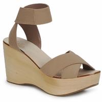 Topánky Ženy Sandále Belle by Sigerson Morrison ELASTIC Svetlá telová