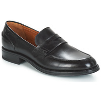Topánky Muži Mokasíny Carlington JALECK Čierna