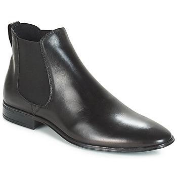 Topánky Muži Polokozačky Carlington JEVITA Čierna