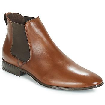 Topánky Muži Polokozačky Carlington JEVITA Hnedá