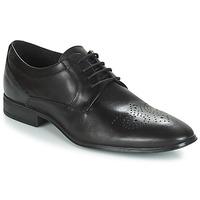 Topánky Muži Derbie Carlington JEVITA Čierna