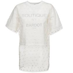 Oblečenie Ženy Mikiny Brigitte Bardot ANASTASIE Krémová
