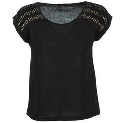 Oblečenie Ženy Blúzky Color Block AILEEN čierna