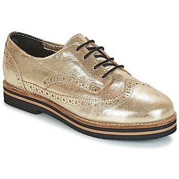 Topánky Ženy Derbie Coolway AVO Zlatá / Čierna