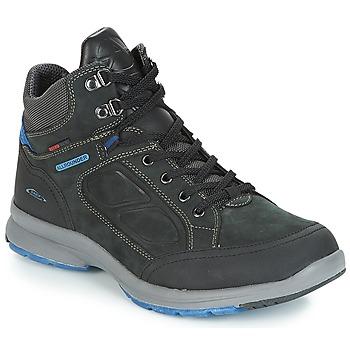 Topánky Muži Turistická obuv Allrounder by Mephisto CHEIRON TEX Čierna / Modrá