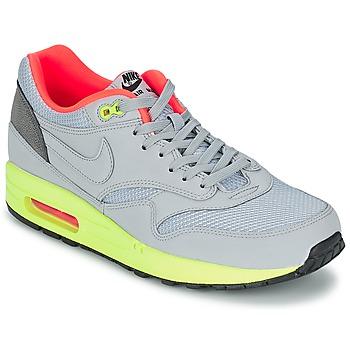Topánky Muži Nízke tenisky Nike AIR MAX 1 FB šedá / Zelená / Koralová