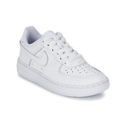 Nike AIR FORCE 1 Biela - Bezplatné doručenie so Spartoo.sk ... de3add5cd5