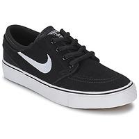 Topánky Deti Nízke tenisky Nike STEFAN JANOSKI ENFANT čierna