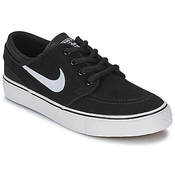 Topánky Chlapci Nízke tenisky Nike STEFAN JANOSKI ENFANT čierna