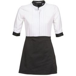 Oblečenie Ženy Krátke šaty La City COLUMBA čierna / Biela