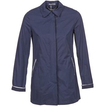 Oblečenie Ženy Kabátiky Trenchcoat La City FELICIANA Námornícka modrá