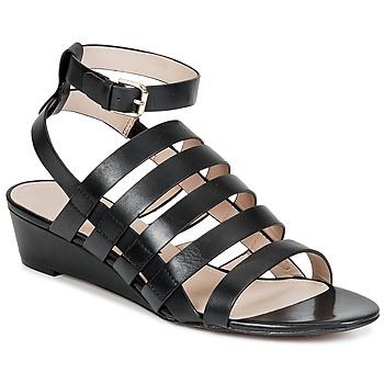 Topánky Ženy Sandále French Connection WINONA Čierna
